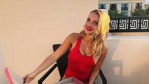 Evelyn Burdecki kümmern Gewichtsschwankungen nicht mehr