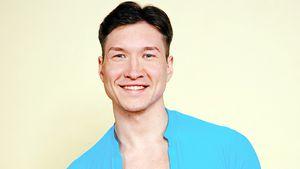 "Trotz gebrochenem Arm: Evgeny tanzt bei ""Let's Dance"""