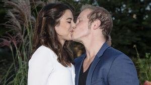 Fabian Hambüchen mit seiner Freundin Marcia