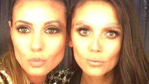 Face Swap: Heidi Klum und Nina Dobrev