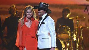 24 Jahre Ehe: Faith Hill und Tim McGraw feiern Hochzeitstag