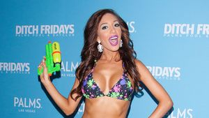 Mini-Bikini-Höschen: Farrah Abraham präsentiert ihre Kurven