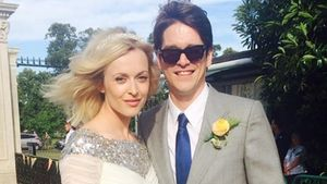 Fearne Cotton und Jesse Wood