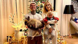 Null Bock auf Xmas: Chiara Ferragnis Sohn weint auf Pic