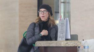 Nach Knast: So zurückhaltend zeigt sich Felicity Huffman!