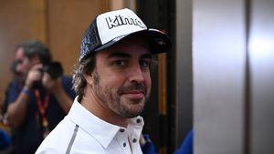 Formel-1-Star Fernando Alonso kann Klinik wieder verlassen