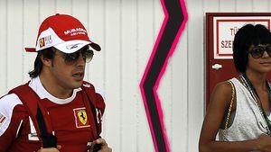 Fernando Alonso trennt sich von seiner Frau