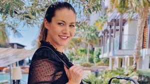 Plus 20 Kilo: Fiona Erdmann wird ihre Babypfunde nicht los