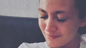 Fiona Erdmann weint: Sie ist von Mamagefühlen überwältigt!