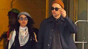 Doch wieder?! Verlobungs-Chaos bei Rob Pattinson & FKA Twigs