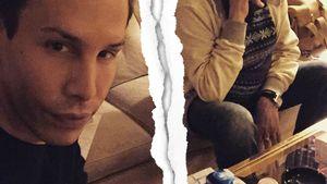 Alles aus! Botox-Boy trennt sich von Helmut Berger