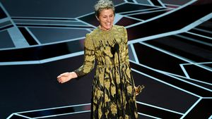 Die Oscars: Frances McDormand ist beste Hauptdarstellerin!
