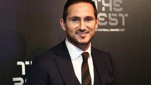 Mini-Kicker unterwegs: Frank Lampard wird drittes Mal Papa!