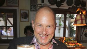 """Mein Kampfgewicht"": Starkoch Frank Rosin wog mal 125 Kilo!"