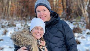 Selten: Frank Thelen postet ein Pärchenbild mit seiner Frau