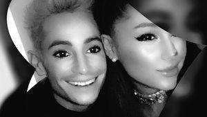 Geschwister-Power: Frankie Grande hält immer zu Ariana!