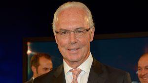 Franz Beckenbauer spricht zum ersten Mal über Tod des Sohnes