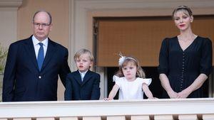 Fürst Albert verrät: So verschieden sind die Monaco-Twins