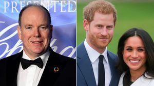So steht Fürst Albert II. zu Oprah-Talk von Harry und Meghan