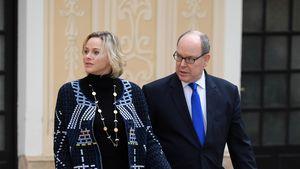 Fans besorgt: Fürst Albert ohne Charlène zurück in Monaco