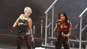 Nicole Scherzinger und Kimberly Wyatt