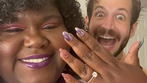 """Precious""-Hauptdarstellerin Gabourey Sidibe ist verlobt!"