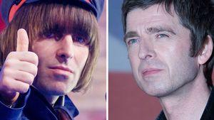 Noel Gallagher und Liam Gallagher
