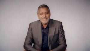 George Clooney schneidet sich seit Jahren die Haare selbst