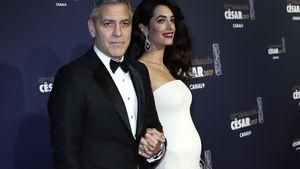 George Clooney und Amal Clooney, Februar 2017