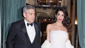 George und Amal Clooney bei den Cesar Awards