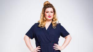 """""""Curvy Supermodel"""": Georgia ist der Spaßvogel der Show"""