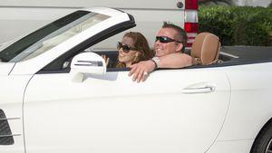 Georgina Fleur und Prinz Marcus von Anhalt in Miami