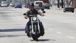 Nach Motorrad-Crash 2017: Gerard Butler verklagt Autofahrer