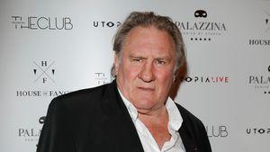 Lecker! Gérard Depardieu liebt Schoki wie Frauen