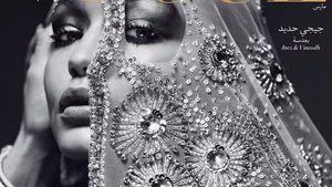 Gigi Hadid auf dem Cover der ersten arabischen Vogue