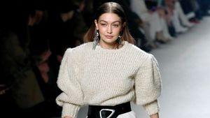Diese Runway-Shows lief Model Gigi Hadid bereits schwanger!