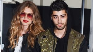 Gigi Hadid und Zayn Malik unterwegs in SoHo, New York