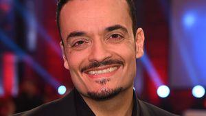 """Giovanni Zarrella bei der TV-Show """"Der große RTL II Promi Curling Abend"""" 2017"""