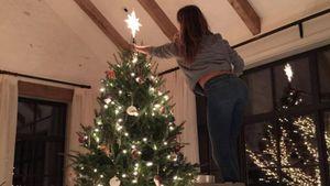 Geschenke an Weihnachten: So bereiten sich die Promis vor!