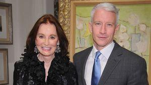 Anderson Cooper erzählte Mutter kurz vor deren Tod von Baby