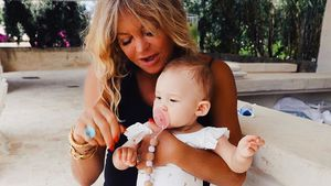 Knuddelalarm: Goldie Hawn ist vernarrt in ihre Enkelin Rani!