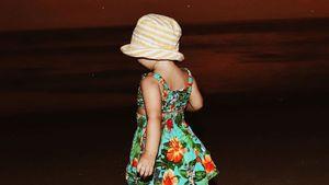 Neues Goldie-Foto: Bonnie Stranges Tochter kann laufen!