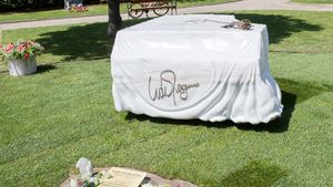 Grabstätte ist fertig: So ruht Udo Jürgens jetzt