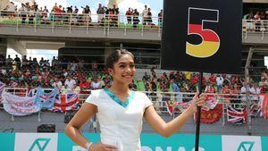 Formel-1-Sensation: Werden die sexy Grid Girls abgeschafft?