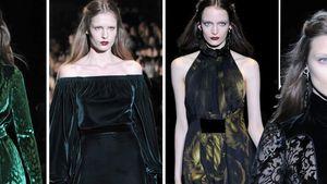 Mailand Fashion Week: So düster war es bei Gucci