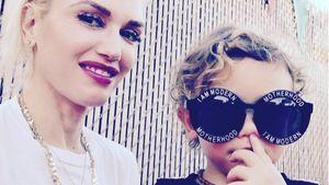 Sorgenfrei-Selfie: Gwen Stefani vetreibt Apollo den Kummer