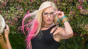 Im 90er-Styling: Gwen Stefani trägt alte No-Doubt-Frisur!