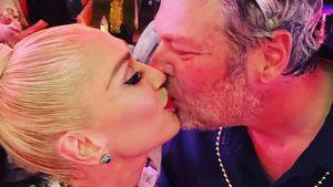 Gwen Stefani schmeißt Überraschungsparty für ihren Blake!