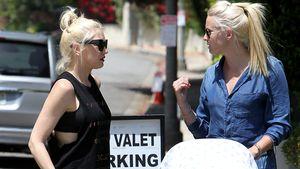 Gwen Stefani und Mindy Mann