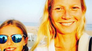 Gwyneth Paltrow und Apple Blythe Alison Martin